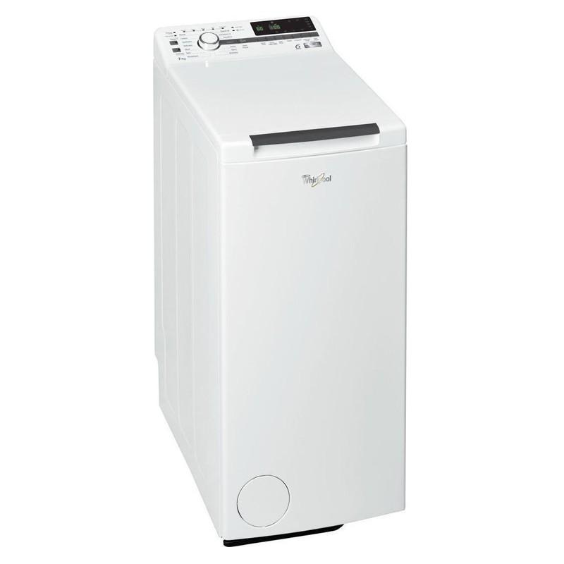Πλυντήριο Ρούχων Whirlpool TDLR70230 Zen