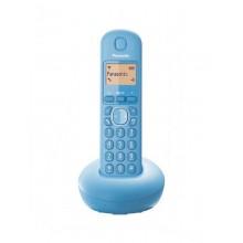 Ασύραμτο Τηλέφωνο Panasonic KX-TGB210 Μπλέ