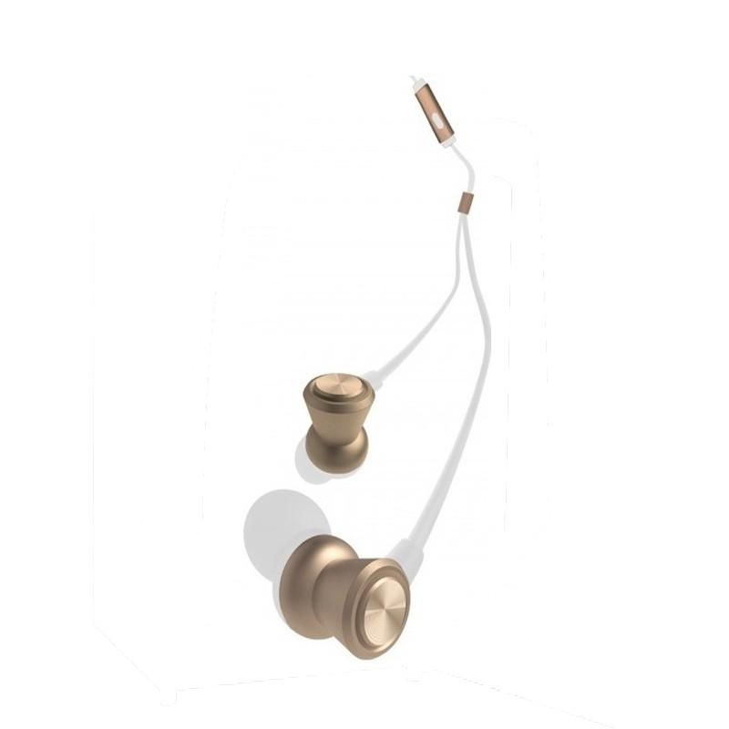Ακουστικά WK WI-300 Gold