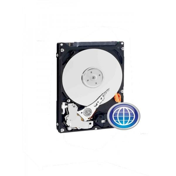 Εσωτερικός Σκληρός Δίσκος Western Digital WD2500LPVX Blue 250GB 2.5'' SATA3