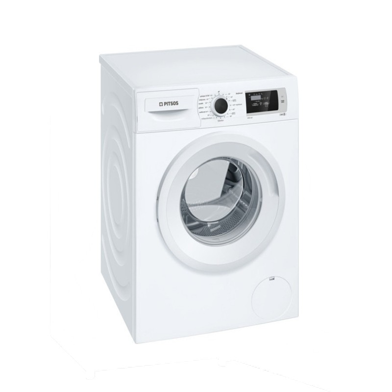 Πλυντήριο Ρούχων Pitsos WNP1000D8