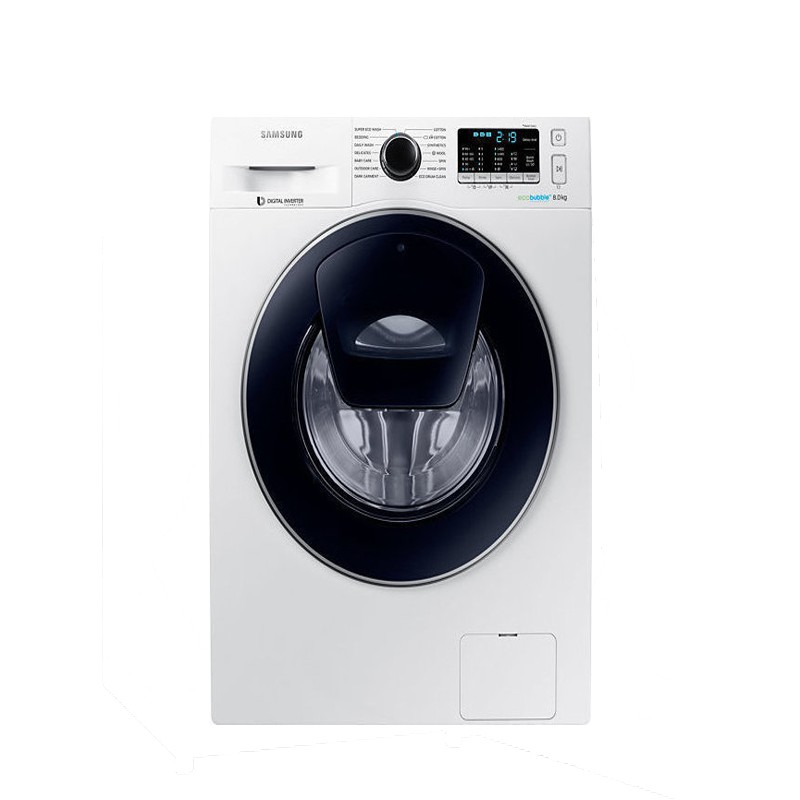 Πλυντήριο Ρούχων Samsung WW80K5410UW