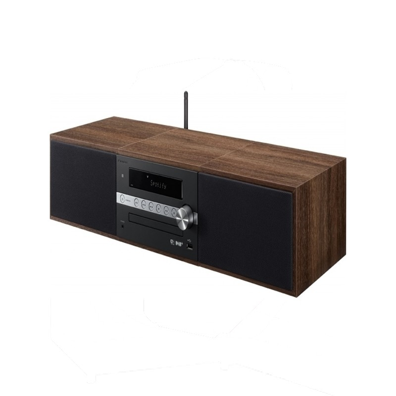 Micro Hi Fi Pioneer X-CM66D Black