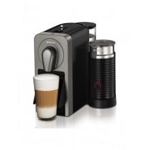 Καφετιέρα Krups Nespresso XN411TS Prodigio & Milk Titanium