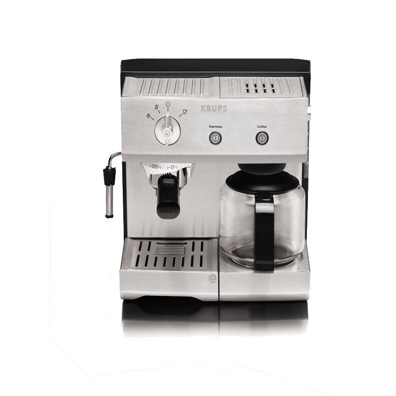Καφετιέρα Krups Combi XP2240