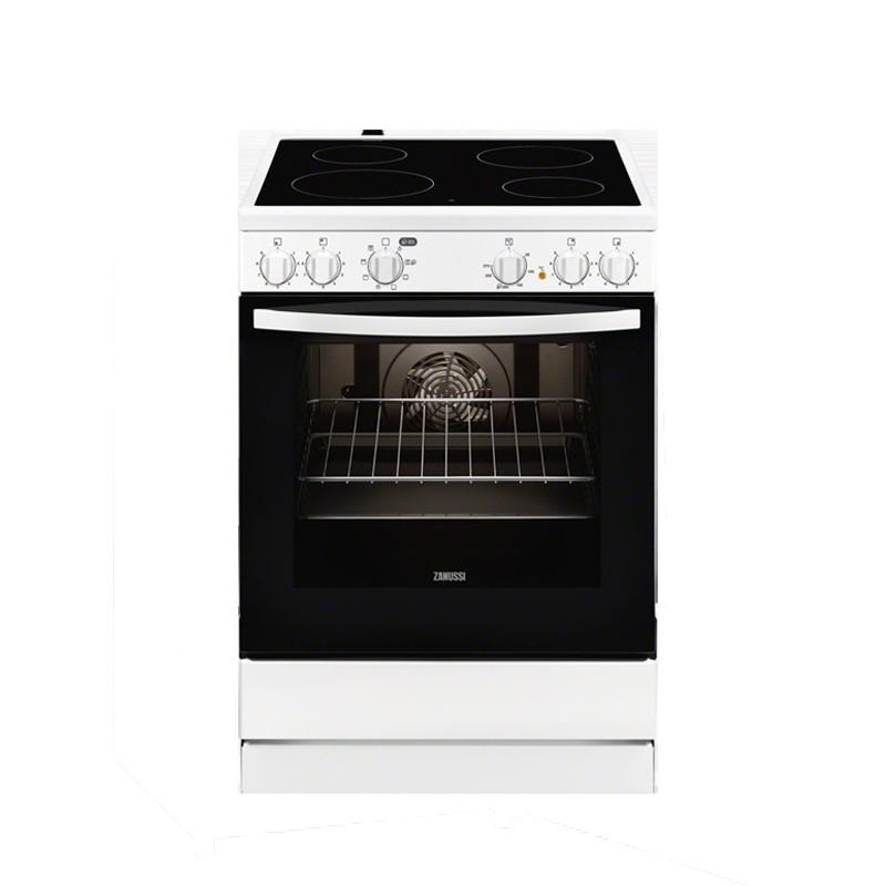 Κουζίνα Κεραμική Zanussi ZCV65050WA