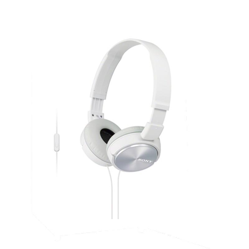 Ακουστικά Sony MDR-ZX310AP Λευκά