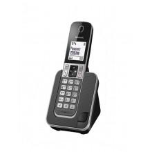 Ασύραμτο Τηλέφωνο Panasonic KX-TGD310 Μαύρο