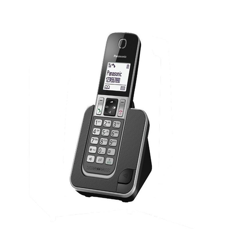 Τηλέφωνο Panasonic KX-TGD310 Μαύρο