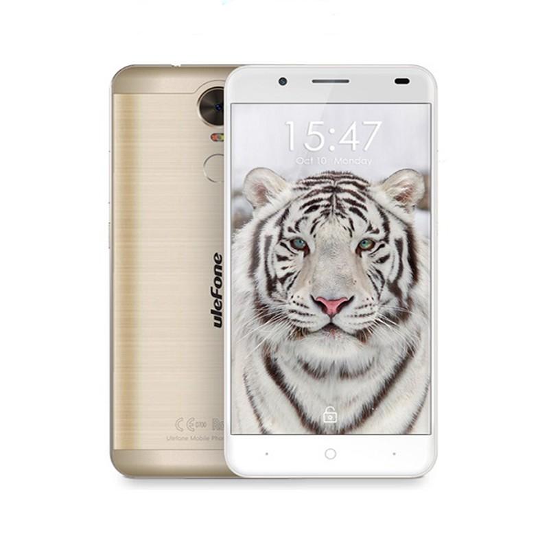 "Smartphone Ulefone Tiger (16GB) 3G 5.5"" Gold"